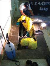 Asbestos Removal Daventry